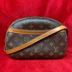 Authentic Louis Vuitton blois vintage shoulder bag
